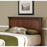 Gracewood Hollow Marquez Rustic Cherry King/California King Headboard