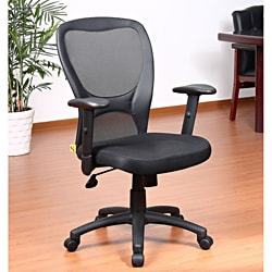 Contemporary Aragon Mesh Task Chair