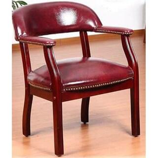 Aragon Captain's Guest Arm Chair (2 options available)