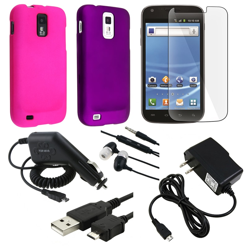 Chargers/ Cases/ Protector/ Headset for Samsung Galaxy S2/ S II T989 - Thumbnail 0