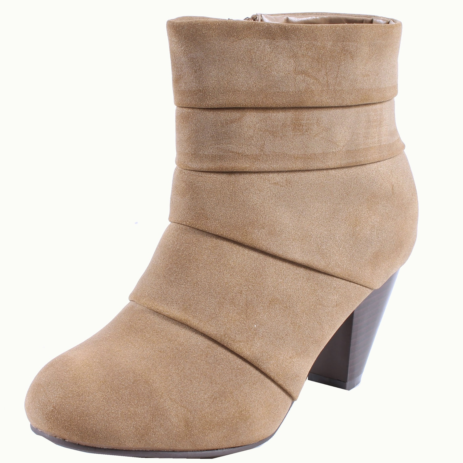 Blossom by Beston Women's 'Ville-2' Ankle Boots