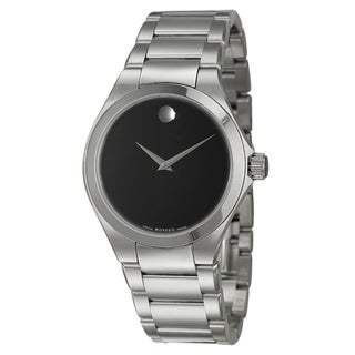 Movado Men's 0606333 'Defio' Stainless Steel Watch