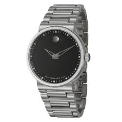 Movado Men's 'Dura' Tungsten-carbide Watch