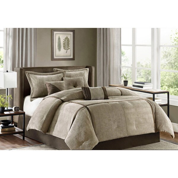 Madison Park Houston 7-Piece Comforter Set