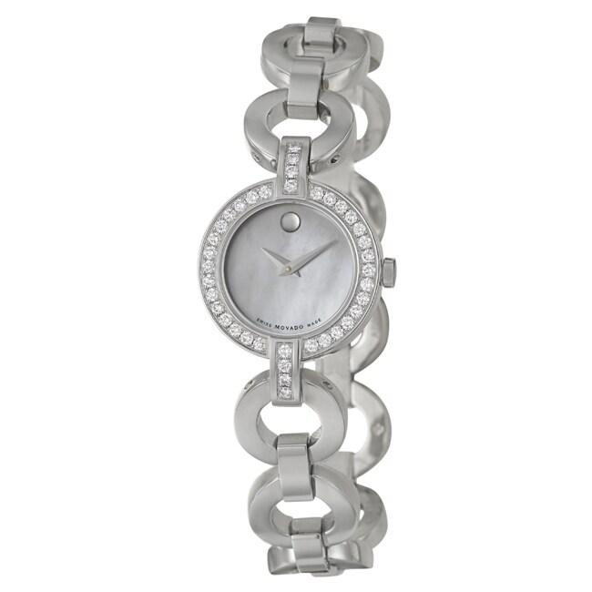 Movado Women's 'Belamoda' Stainless Steel Watch