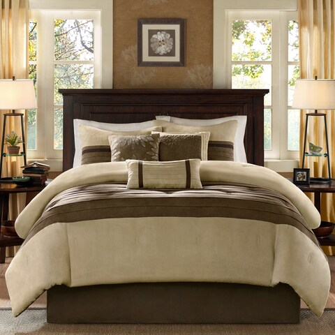 Madison Park Kennedy 7-Piece Comforter Set