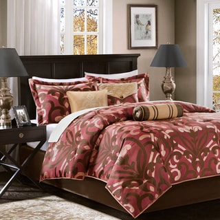 Madison Park Jacquard 7-piece Comforter Set