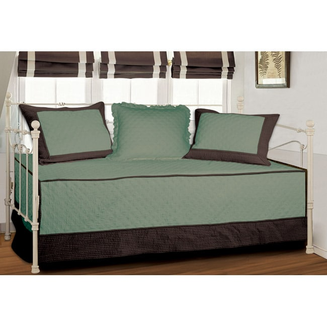 Greenland Home Fashions Brentwood Quilted 4-piece Daybed Set