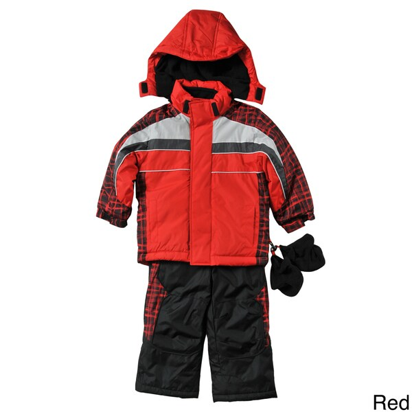 Arizona Toddler Boys' 2-piece Snowsuit