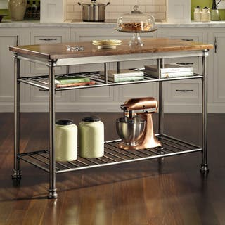 Stationary Kitchen Islands For Less | Overstock.com