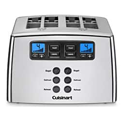 Cuisinart CPT-440 Silver 4-slice Leverless Toaster|https://ak1.ostkcdn.com/images/products/7110237/Cuisinart-CPT-440-Silver-4-slice-Leverless-Toaster-P14606662.jpg?impolicy=medium