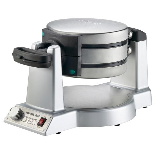 Waring Pro WMK600 Double Belgian Waffle Maker