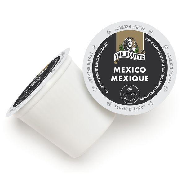 Van Houtte Cafe Mexico Dark Roast Coffee K-Cups