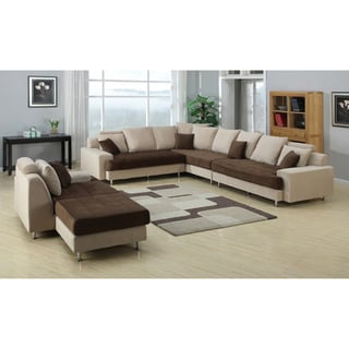 J2020 Contemporary 5-piece Sectional