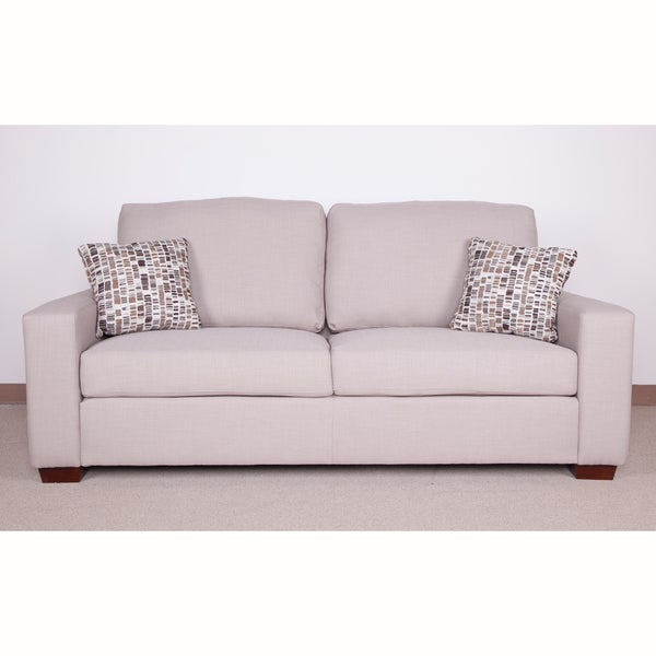 Eve Polyester Fabric Sofa