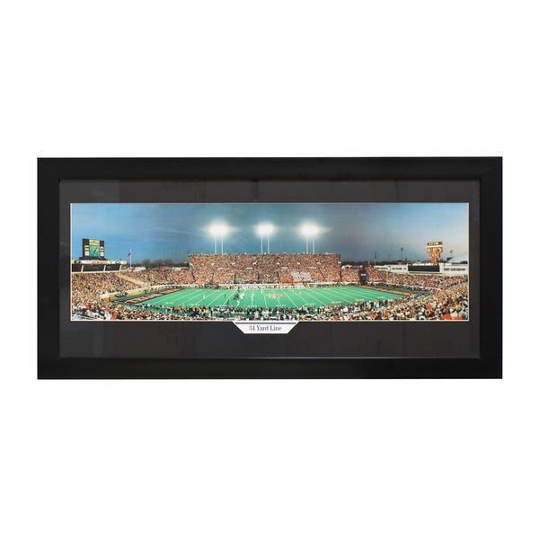 Texas Tech Red Raiders Panoramic Frame