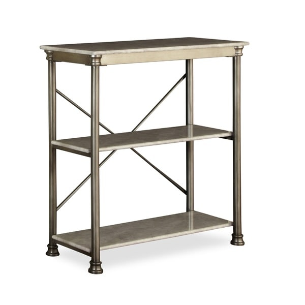 Home Styles 'The Orleans' 3-tier Multi-function Marble Shelves