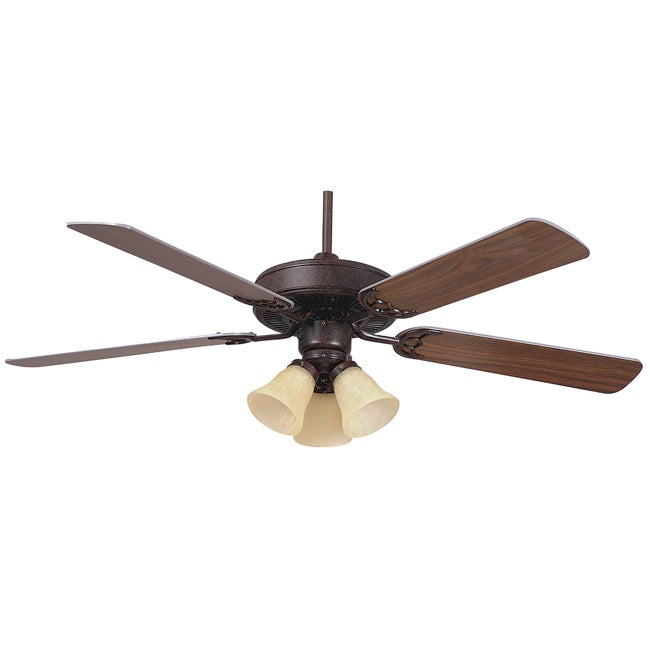 Rubbed Bronze Home Air Ceiling Fan - Thumbnail 0
