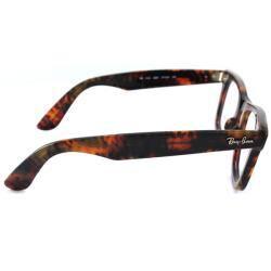 Ray-Ban Unisex RX 5121 Original Wayfarer Light Tortoise Optical Frames