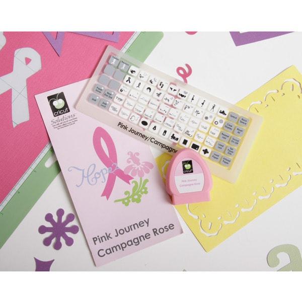 Pink Journey Cricut Cartridge