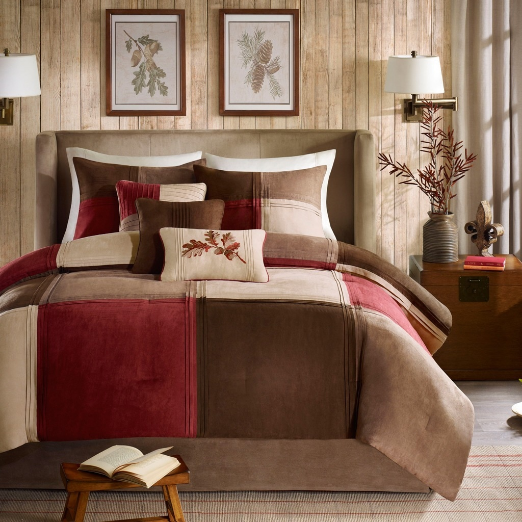 madison park maddox 7 piece comforter set free shipping today