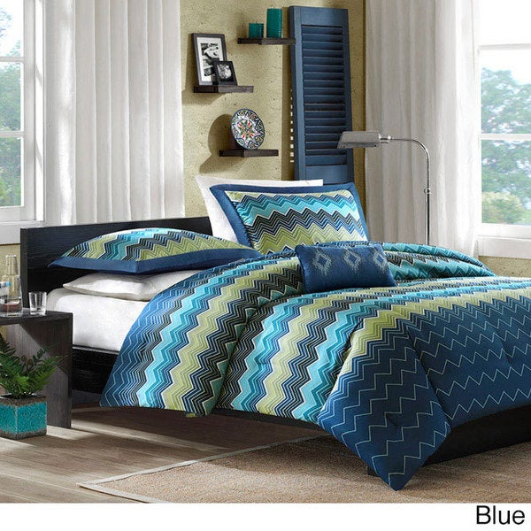 Mi Zone Emma 3-piece Comforter Set