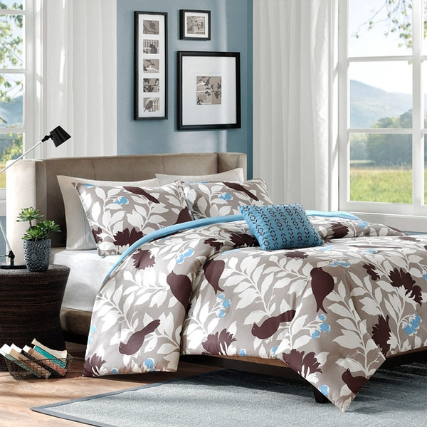 Mi Zone Juliana 4-piece Comforter Set