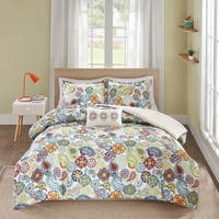 The Curated Nomad Stanyan Printed Paisley Comforter Set