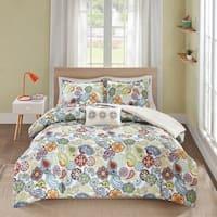 Mi Zone Asha Printed Paisley Multi Comforter Set