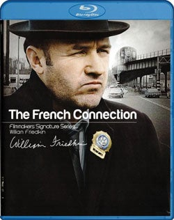 The French Connection: Filmmaker Signature Series (Blu-ray Disc)