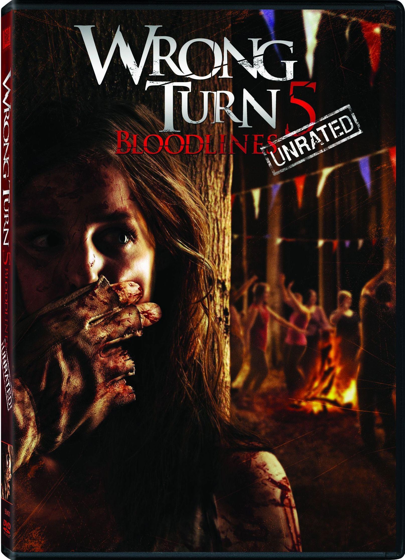 Wrong Turn 5 Bloodlines (DVD)