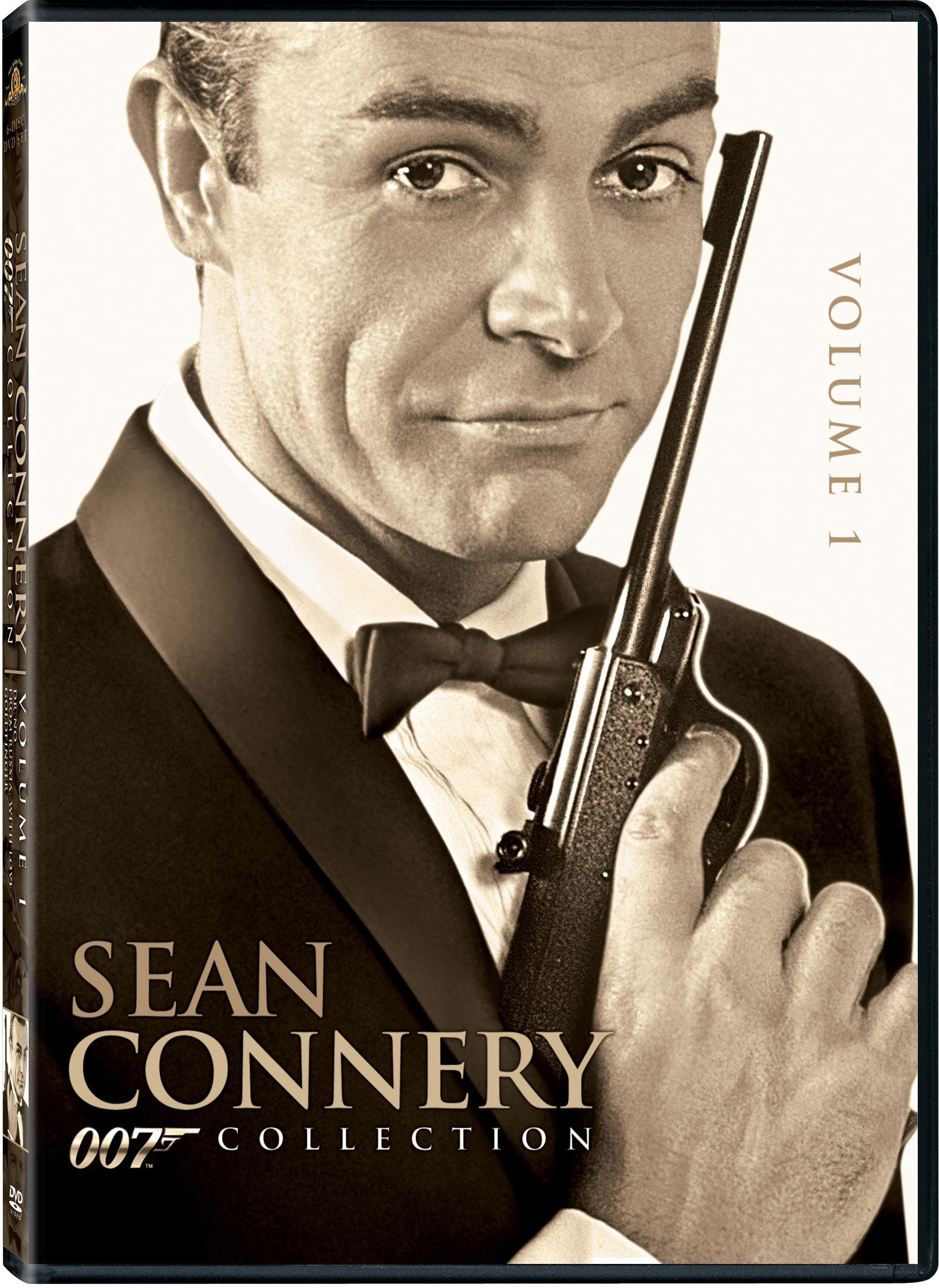 Sean Connery James Bond 007 Ultimate Collection: Vol. 1 (DVD)