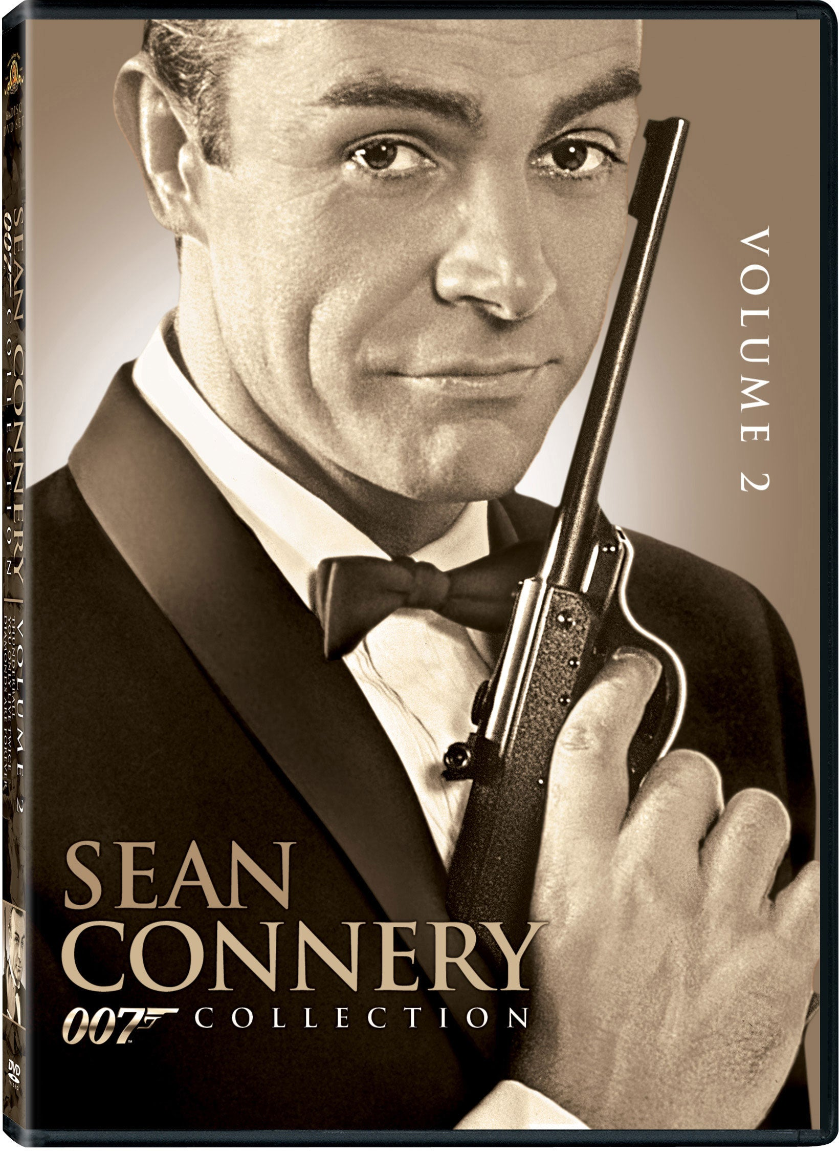 Sean Connery James Bond 007 Ultimate Collection: Vol. 2 (DVD)