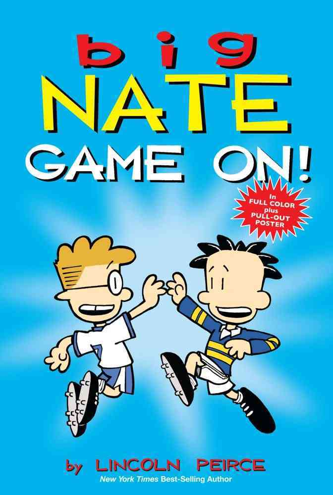 Big Nate Game On! (Paperback)