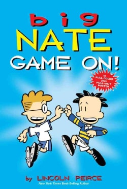 Big Nate Game On! (Paperback)