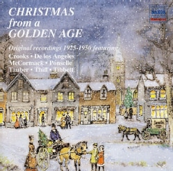 CHRISTMAS FROM A GOLDEN AGE (1925-50) - CHRISTMAS FROM A GOLDEN AGE (1925-50)
