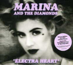 MARINA & THE DIAMONDS - ELECTRA HEART: DELUXE EDTION