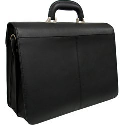 Amerileather Functional Leather Executive Briefcase - Thumbnail 1
