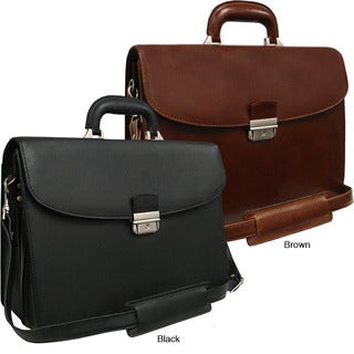 Amerileather Functional Leather Executive Briefcase