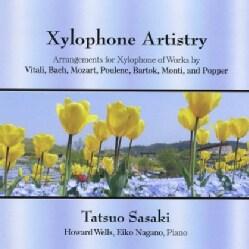 TATSUO SASAKI - XYLOPHONE ARTISTRY