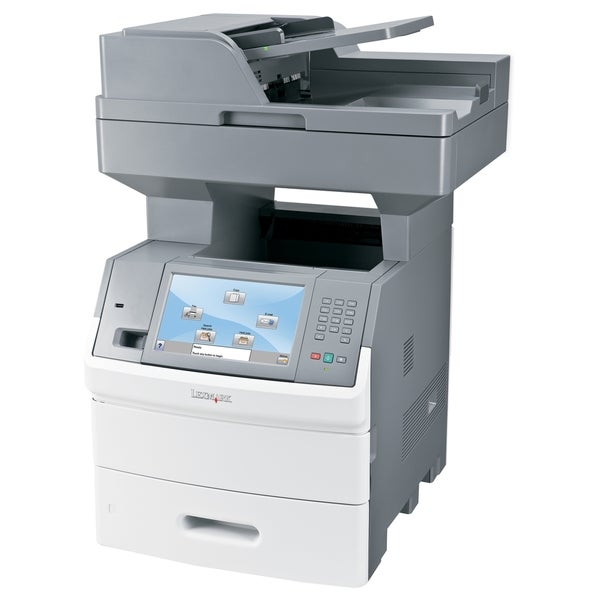 Lexmark X650 X656DE Laser Multifunction Printer - Monochrome - Plain