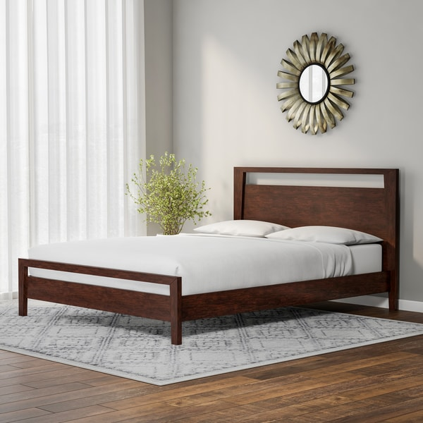 45db2ceee81 Shop Strick   Bolton Kota Queen Platform Bed - Free Shipping Today ...