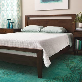 Strick & Bolton Kota King-size Platform Bed