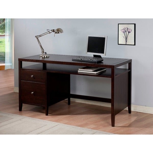 Aristo Halifax Brown Writing Desk