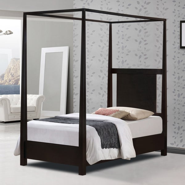 Napa Twin Canopy Bed