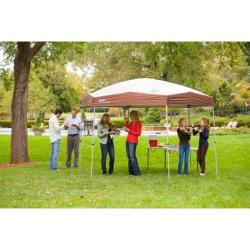 Coleman Instant Back Home 12 x 10 Canopy - Thumbnail 1