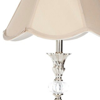 Safavieh Lighting 32.5-inch Majestic Light Brass Finish Table Lamps (Set of 2)