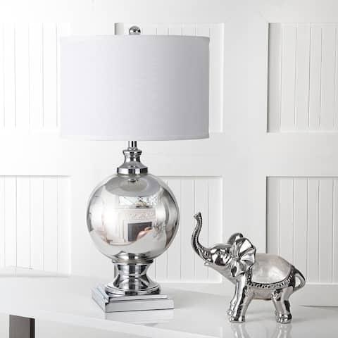 "Safavieh Lighting 29-inch Glass Sphere Table Lamp - 15""x15""x28"""