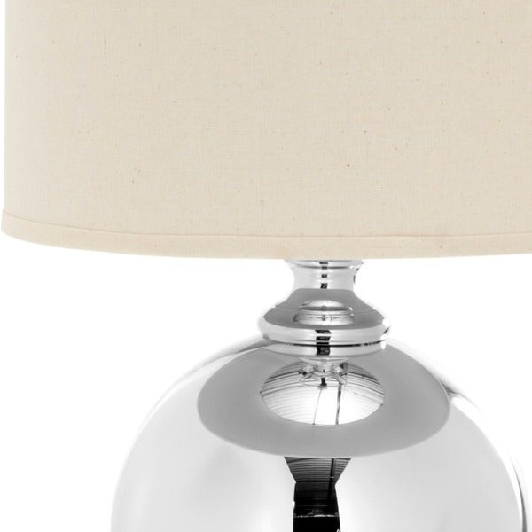 Safavieh Lighting 29 Inch Glass Sphere Table Lamp   Free Shipping Today    Overstock.com   14618385