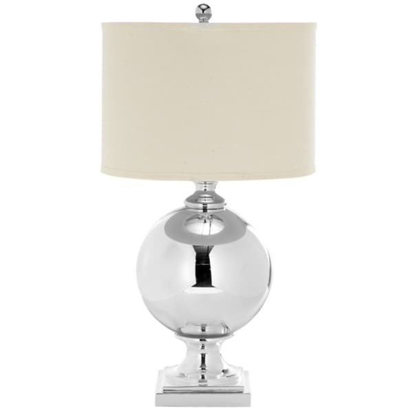 Safavieh Lighting 29-inch Glass Sphere Table Lamp